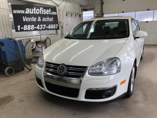 Used 2010 Volkswagen Jetta 4dr 2.0 litres for sale in St-Raymond, QC