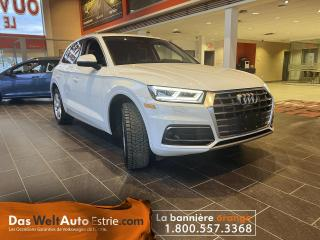 Used 2018 Audi Q5 Quattro, Technik, toit ouvrant! for sale in Sherbrooke, QC