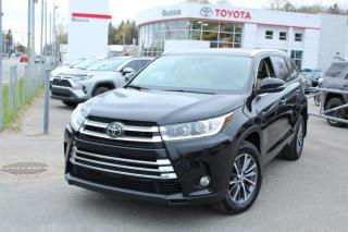 Used 2018 Toyota Highlander XLE TI for sale in Shawinigan, QC