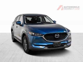 Used 2018 Mazda CX-5 GS A/C  AWD  CUIR/SUEDE NAV MAGS for sale in St-Hubert, QC