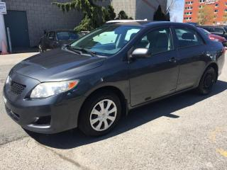 Used 2010 Toyota Corolla CE for sale in Longueuil, QC