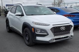 Used 2019 Hyundai KONA ULTIMATE TURBO CUIR TOIT NAV MAGS for sale in St-Hubert, QC