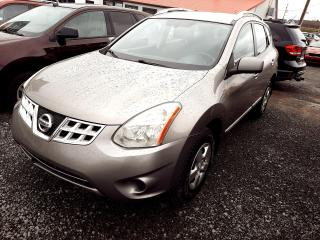 Used 2012 Nissan Rogue AWD 4dr S for sale in Beauport, QC