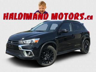Used 2019 Mitsubishi RVR SE Black Edition AWC for sale in Cayuga, ON