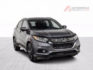 Used 2019 Honda HR-V Sport AWD A/C Mags Toit Sièges Chauffants Caméra for sale in St-Hubert, QC