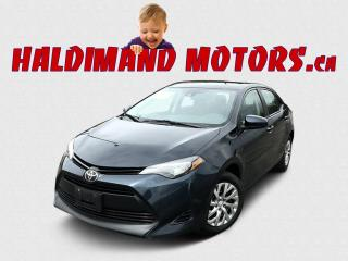 Used 2018 Toyota Corolla SE for sale in Cayuga, ON