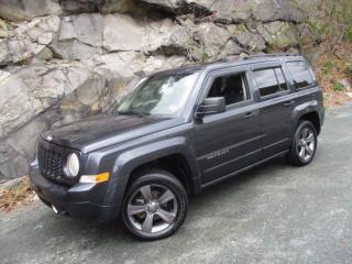 Used 2015 Jeep Patriot High Altitude for sale in Halifax, NS