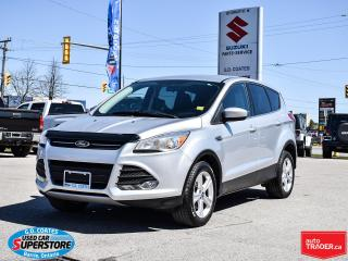 Used 2013 Ford Escape SE 4x4 ~Heated Seats ~Fog Lamps ~Alloy Wheels for sale in Barrie, ON