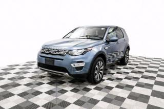 Used 2018 Land Rover Discovery Sport HSE Luxury AWD Sunroof Leather Nav Cam for sale in New Westminster, BC