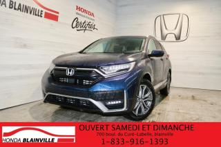 Used 2020 Honda CR-V Touring for sale in Blainville, QC