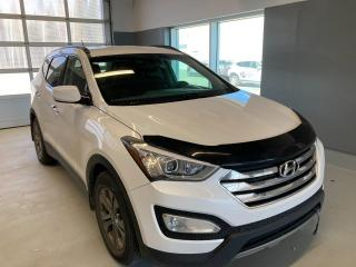 Used 2014 Hyundai Santa Fe Sport Premium AWD  BAS MILLAGE for sale in Val-d'Or, QC