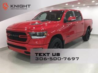 Used 2019 RAM 1500 Sport Crew Cab for sale in Regina, SK