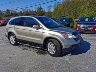 Used 2007 Honda CR-V EX-L for sale in Madoc, ON
