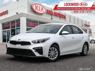 Used 2020 Kia Forte LX IVT - ONE OWNER | CLEAN CARFAX! for sale in Oakville, ON