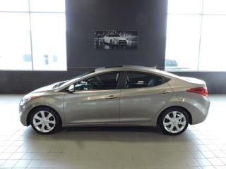 Used 2013 Hyundai Elantra Berline 4 p, boîte auto,  limitée* for sale in St-Georges, QC