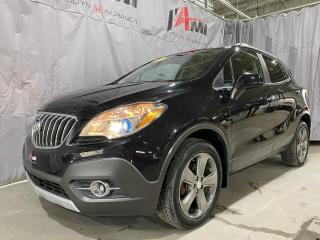 Used 2013 Buick Encore AWD 4DR CONVENIENCE for sale in Rouyn-Noranda, QC