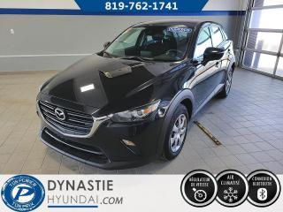 Used 2019 Mazda CX-3 GX  TRES PROPRE/ AWD/ BLUETOOH (Frais vip 495$ non inclus) for sale in Rouyn-Noranda, QC