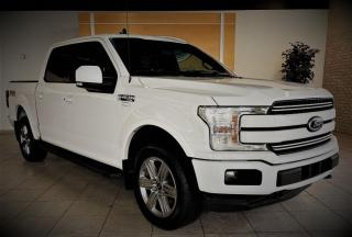 Used 2019 Ford F-150 LARIAT/SPORT - CREW - CUIR/20'' - FX4 for sale in Drummondville, QC