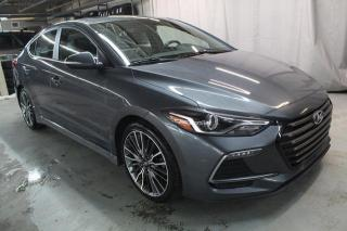 Used 2018 Hyundai Elantra Sport BM for sale in St-Constant, QC
