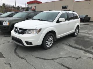 Used 2017 Dodge Journey Traction avant 4 portes, SXT for sale in Sherbrooke, QC