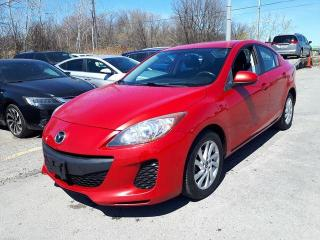 Used 2013 Mazda MAZDA3 GS  Accident free for sale in Pickering, ON