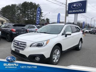 Used 2017 Subaru Outback Outback 2.5i PZEV for sale in Victoriaville, QC