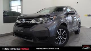 Used 2018 Honda CR-V LX + 2WD + BAS KILO + TURBO + CAMERA ! for sale in Trois-Rivières, QC