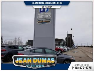 Used 2017 Hyundai Elantra MODÈLE GLS MAG TOIT SIÈGE CHAUFFANT for sale in St-Félicien, QC