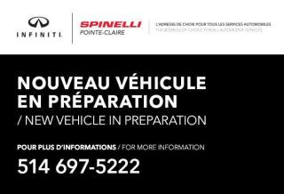 Used 2017 Infiniti QX60 CUIR / CAMERA RECUL / TOIT OUVRANT CUIR / SIEGE CHAUFFANT / TOIT OUVRANT for sale in Montréal, QC