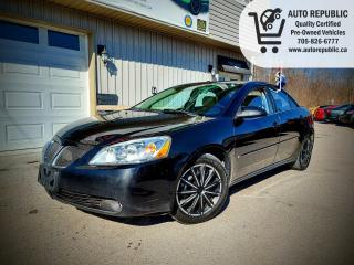 Used 2006 Pontiac G6 GT for sale in Orillia, ON