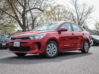 Used 2020 Kia Rio LX+ 4 Dr Sedan IVT Automatic Air Power Group for sale in Ottawa, ON