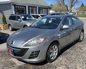 Used 2010 Mazda MAZDA3 GX,GX for sale in Tiny, ON