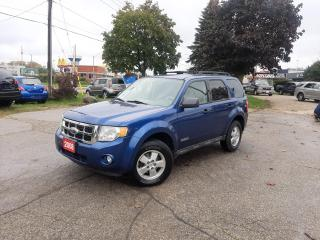 Used 2008 Ford Escape XLT~CERTIFIED`3YEAR WARRANTY~~ for sale in Kitchener, ON