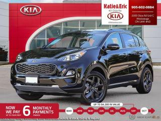 New 2021 Kia Sportage EX PREMIUM S for sale in Mississauga, ON