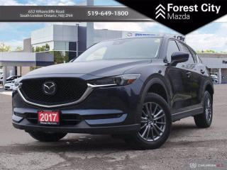 Used 2017 Mazda CX-5 GT for sale in London, ON