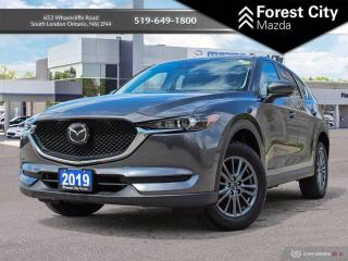 Used 2019 Mazda CX-5 GX for sale in London, ON