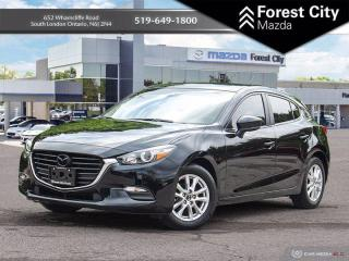 Used 2018 Mazda MAZDA3 Sport GS ( ONE OWNER, LOW KILOMETERS , CLEAN CARFAX ) for sale in London, ON