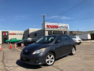 Used 2009 Toyota Matrix XR - SUNROOF - ALLOYS for sale in Oakville, ON