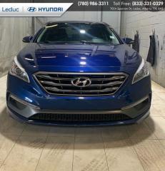Used 2017 Hyundai Sonata 2.4L Sport Tech for sale in Leduc, AB