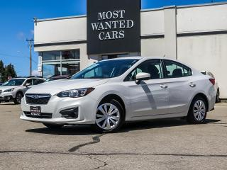 Used 2017 Subaru Impreza AWD|CONVENIENCE|CAMERA|HEATED SEATS|TOUCHSCREEN for sale in Kitchener, ON