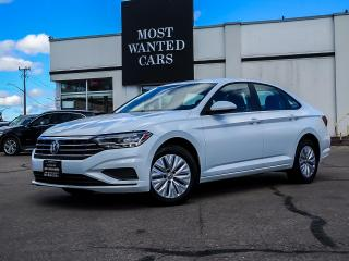 Used 2019 Volkswagen Jetta COMFORTLINE|CAMERA|HEATED SEATS|BLUETOOTH for sale in Kitchener, ON
