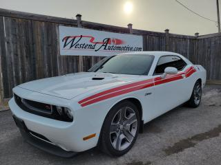 Used 2012 Dodge Challenger R/T Classic for sale in Stittsville, ON