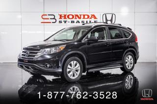 Used 2013 Honda CR-V EX-L + AWD + CUIR + TOIT + MAGS + WOW! for sale in St-Basile-le-Grand, QC