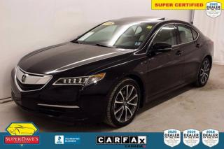 Used 2015 Acura TLX SH-AWD V6 for sale in Dartmouth, NS