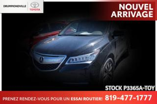 Used 2015 Acura MDX NAVIGATION| CUIR| TOIT for sale in Drummondville, QC