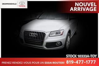 Used 2013 Audi Q5 Q5| QUATTRO| CUIR for sale in Drummondville, QC