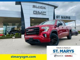 New 2021 GMC Sierra 1500 ELEVATION for sale in St. Marys, ON