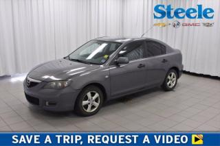 Used 2008 Mazda MAZDA3 GX *Ltd Avail* for sale in Dartmouth, NS