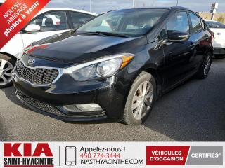 Used 2014 Kia Forte LX+ ** TOIT OUVRANT / SIÈGES CHAUFFANTS for sale in St-Hyacinthe, QC
