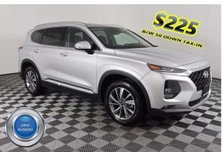 Used 2019 Hyundai Santa Fe Preferred 2.4 ALL BRAKES SERVICED! BALANCE OF FACTORY 5yr/100km WARRANTY! NO ACCIDENTS | AWD | for sale in Huntsville, ON